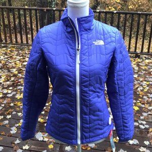 NWT! THE NORTH FACE Size S Dark Slate Blue Jacket